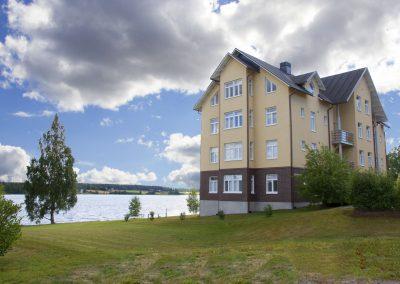 Alavuden Järviluomanranta